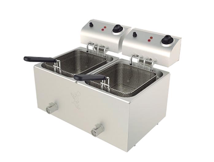 maquinaria de churrería