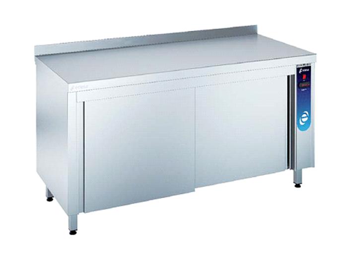 Mesa caliente para cocinas profesionales | HOSTELMARKT