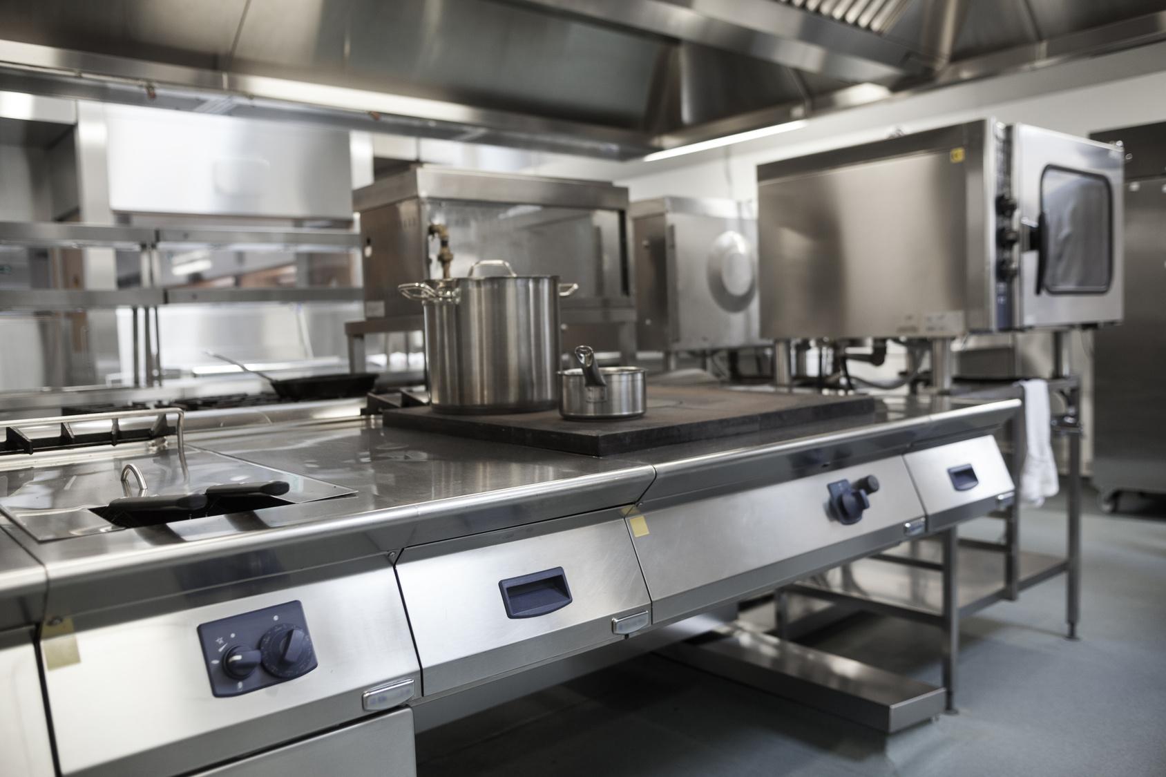 Exposici n de maquinaria de hosteler a hostelmarkt - Cocinas exposicion ocasion ...