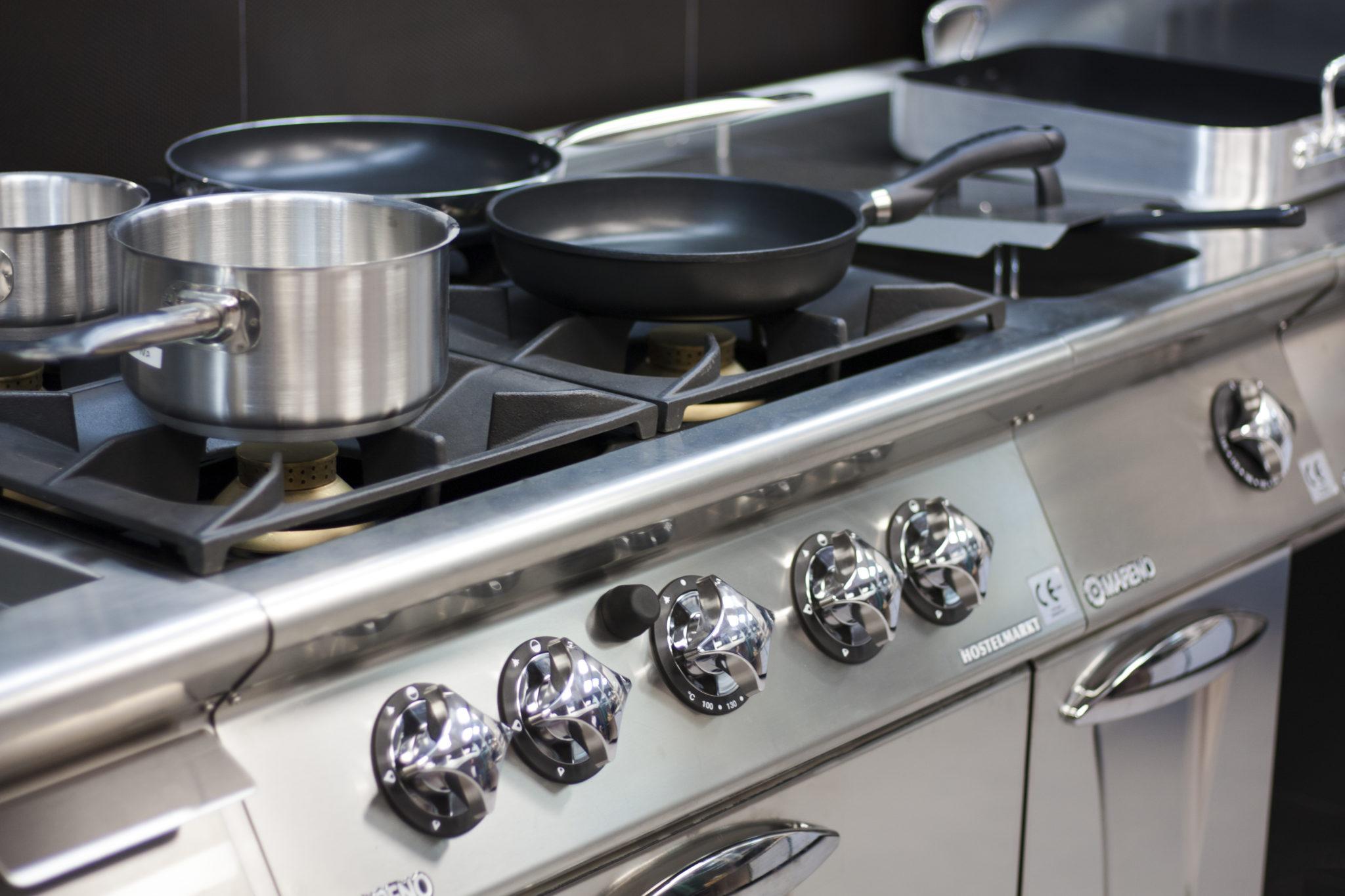 Diseño de cocina restaurante pequeño: Cómo aprovechar el espacio
