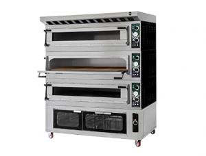 Maquinaría de pizzería profesional